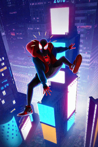 HD Art Spider Verse