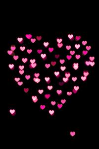1280x2120 Heart Valentine 5k
