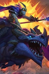 Hearthstone Erbe Der Drachen 2020 Game 4k