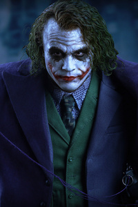 320x568 Heath Ledger Joker 5k