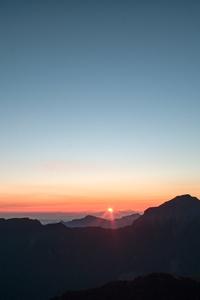 Hehuan Mountain Nantou Taiwan 4k