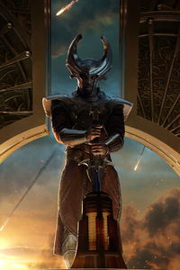 720x1280 Heimdall Thor The Dark World