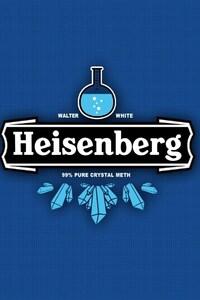 480x854 Heisenberg Brand Logo Drink