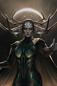 480x854 Hela The Goddess Of Death