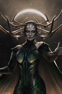 Hela The Goddess Of Death