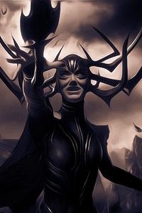 Hela Thor Ragnarok 4k