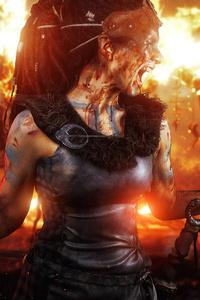 800x1280 Hellblade Senuas Sacrifice Game 4k 2019
