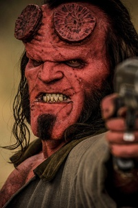 Hellboy 2019 5k