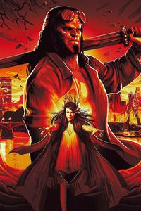 Hellboy 2019 Movie 4k