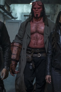 Hellboy 2019 NewMovie 4k