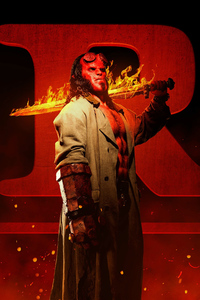 Hellboy 2019 R Rated