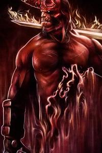 Hellboy 4k New Artworks