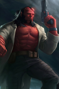 Hellboy 4kart