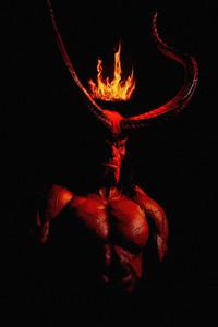 Hellboy 5k 2019 Poster
