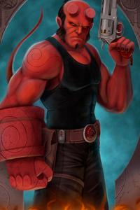 Hellboy Arts New