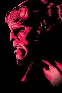Hellboy Artwork 4k