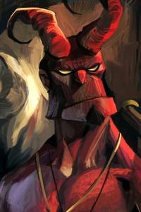 Hellboy Artwork
