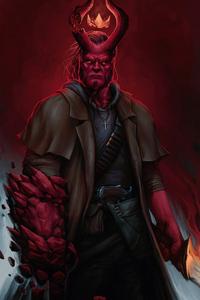 Hellboy Artwork New
