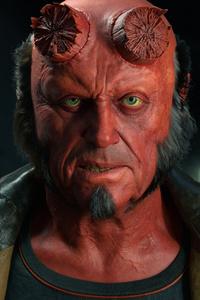 Hellboy Cgi Art