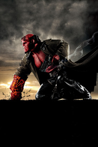 Hellboy Movie 4k