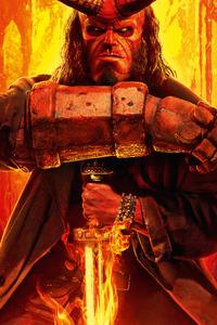 Hellboy Movie New Poster