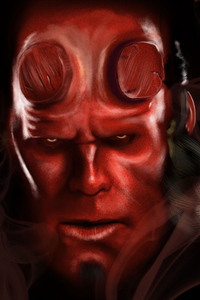 Hellboy New Art