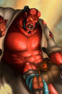 Hellboy New Artwork