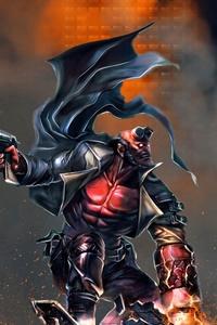 320x480 Hellboy Vs Venom