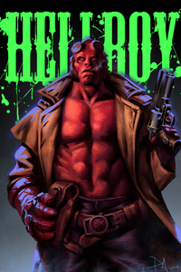 Hellboy4k