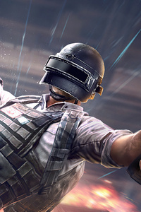 Helmet Guy Pubg 2021