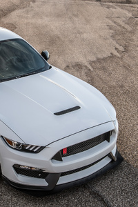 1125x2436 Hennessey Shelby GT350R HPE850 Supercharged 2020
