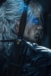 1440x2960 Henry Cavill As Arthas In Warcraft 5k