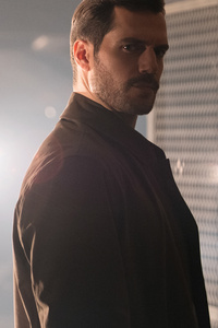 320x568 Henry Cavill As August Walker In Mission Impossible Fallout 2018