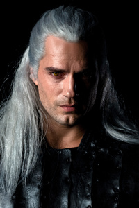 Henry Cavill As Geralt The Witcher Netflix 2019