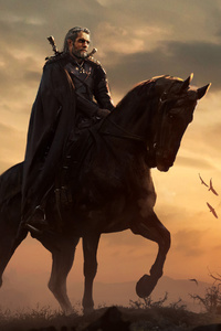 Henry Cavill Geralt Of Rivia