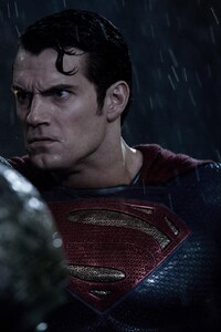Henry Cavill In Batman Vs Superman 2