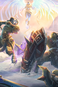 480x800 Heroes Of The Storm 10k