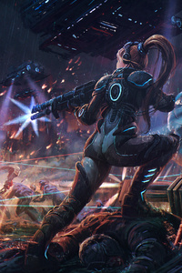 720x1280 Heroes Of The Storm