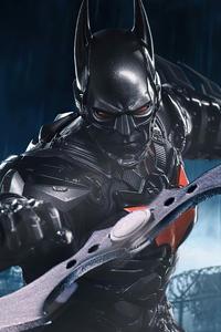 720x1280 High Tech Batman Suit 5k