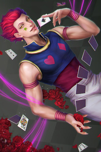 Hisoka Joker In The Game