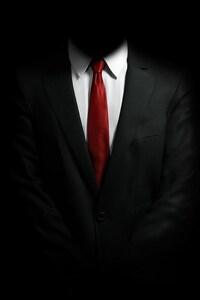 1280x2120 Hitman Agent 47 Suit