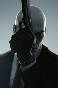 1280x2120 Hitman Agent