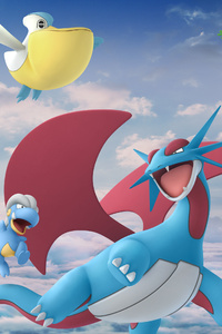 1125x2436 Hoenn Pokemon Go 4k