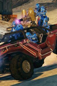 640x960 Hog Wild Sword Halo 5 Guardians