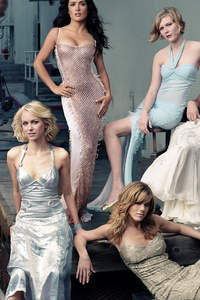 Hollywood Celebrities Vanity Fair Photoshoot