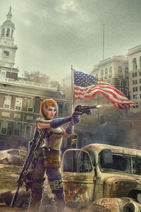 Homefront The Revolution 5k Video Game