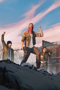 Homefront The Revolution Game Artwork 5k