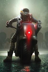 Homefront The Revolution Motorbike
