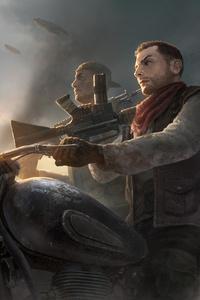 Homefront The Revolution Video Game 4k