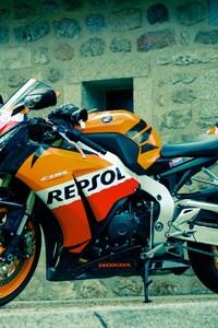 2160x3840 Honda Cbr Repsol